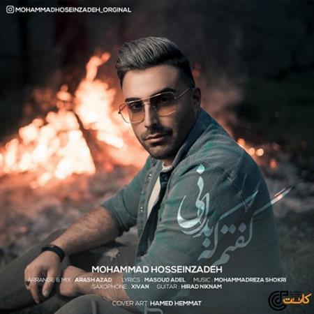دانلود آهنگ محمد حسین زاده گفتم که بدانی