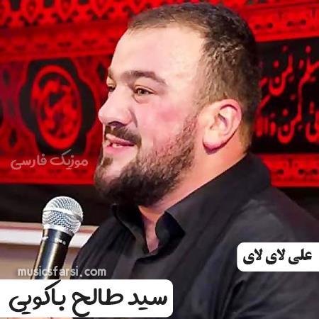 دانلود مداحی سید طالح باکویی علی لای لای